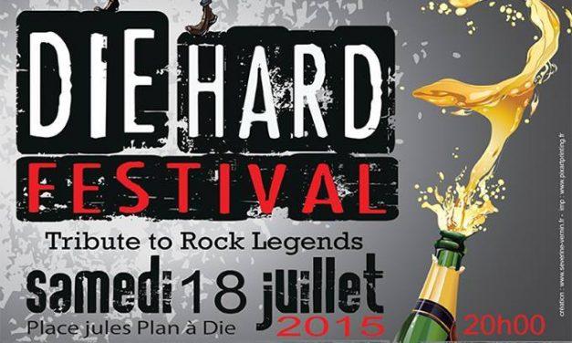 Die Hard Festival #3 : Tribute To Rock Legends