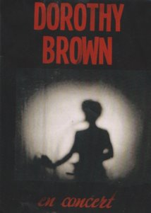 Dorothy Brown en concert à la Griotte