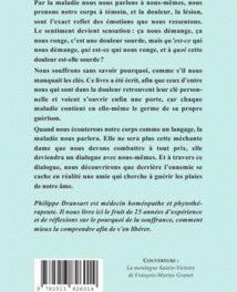 Medecine somatologique avec Philippe Dransart Homéopathe