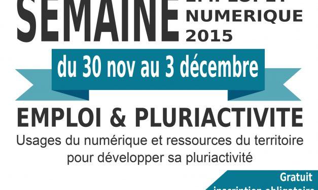 Semaine Emploi et Numérique 2015 au CFPPA de Die