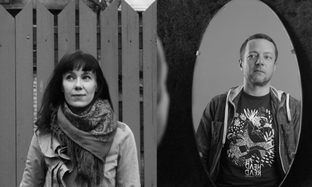 Eva & Indrek Koff au Festival Est-Ouest 2015