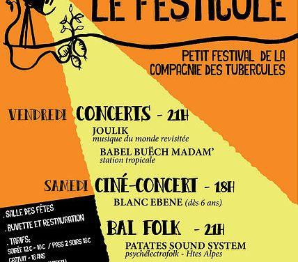 Le Festicule à Lus-la-Croix-Haute