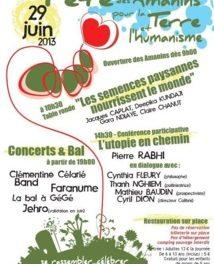 La fête des Amanins pour la terre & l'humanisme le 29 juin