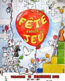 Fête Dioise Du Jeu >>> 16 décembre 2012