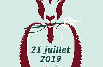 Fête du Picodon, rendez-vous à Saoû avec le Syndicat Caprin de la Drôme