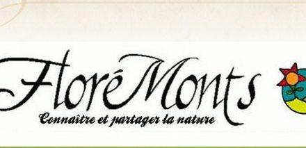 Gregori Lemoine présente les activites de l'association de botanique «Florémonts»