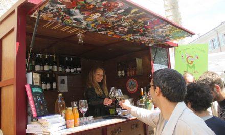 La Goguette Mobile, Roulotte Pour Vins Naturels
