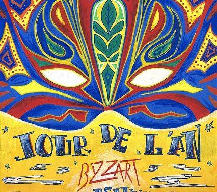 Jour de l'An Bizzart