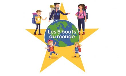 Les 5 Bouts Du Monde