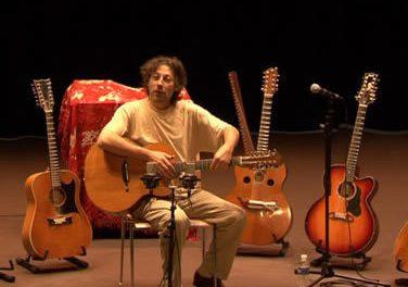 Michel Gentils, en concert et en guitares
