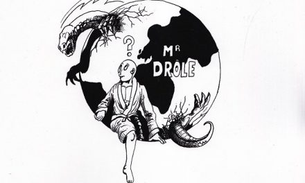 Mr Drole, une Bd par Fred !