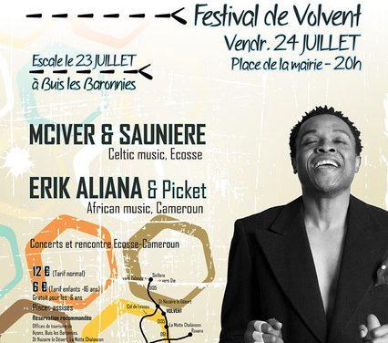Festival Musiques Futées de Volvent