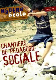 Sur la Pédagogie sociale, les EPK (écoles populaires kanakes),… dans le n°33 de N'Autre écoleSur la Pédagogie sociale, les EPK (écoles populaires kanakes),… dans le n°33 de N'Autre école