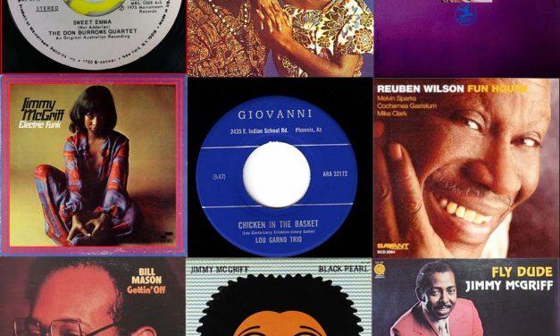 NIGHTMAKERS 51 jazzy kinky funky