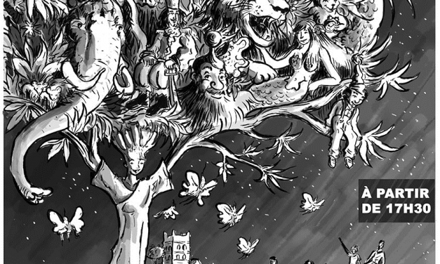 La Nuit des Contes à Cobonne