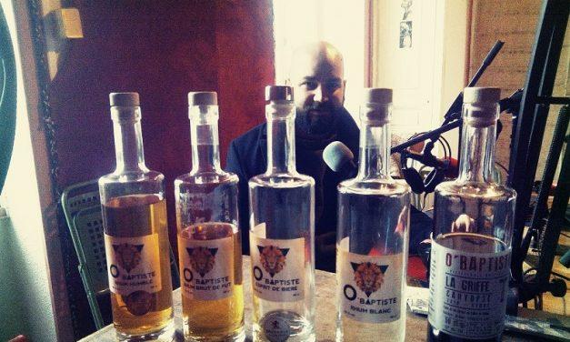 La Distillerie Artisanale O'Baptiste