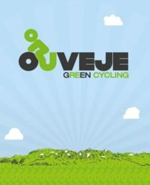 Le projet Greencycling de l'association Grenobloise « Ouveje » de passage par Die le 15 septembre