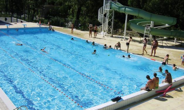 Le 31 aout à 13 h30, venez participer aux deuxièmes Olympiades de la piscine de Die