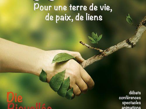 Écologie au Quotidien : XVIIes Rencontres de Die