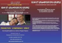 «Sens Et Grandeur Du Couple» documentaire-fiction et débat au Centre de l'Aube