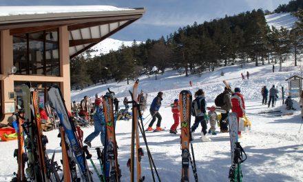 M. André Marin : Histoire de la station de ski de Valdrôme