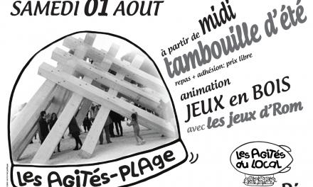 Tambouille populaire du 1er août aux Agités du Local