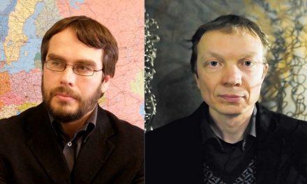 Festival Est-Ouest 2015 : Marek Tamm & Tonu Onnepalu
