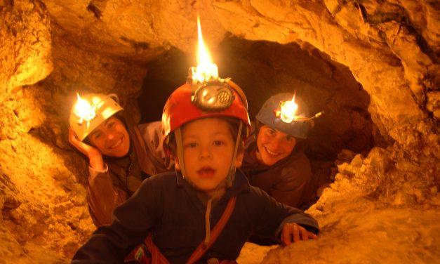 Les taupes du glandasse : Journées nationales de la spéléologie et du canyonisme