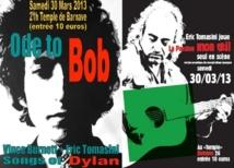 Concert au temple de Barnave :  Ode to Bob