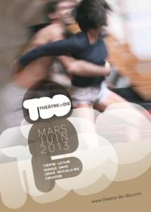 Théâtre De Die : programme de Mars à Juin 2013 avec Harold David