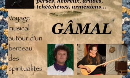 Yannick Loyer : « Chants du Grand Caucase », « Gâmal » et « Sur La Route De Soie »