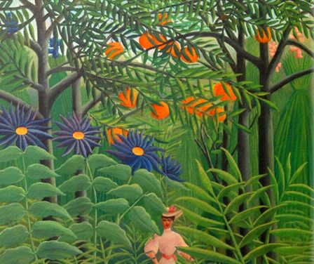 La Forêt de Papa Long-Nez