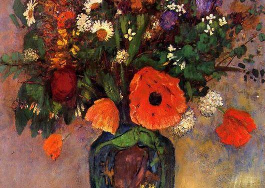 Un bouquet de fleurs des champs