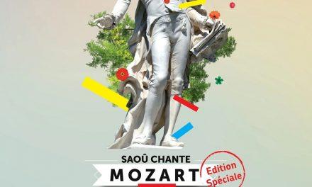 Saoû Chante Mozart, édition spéciale