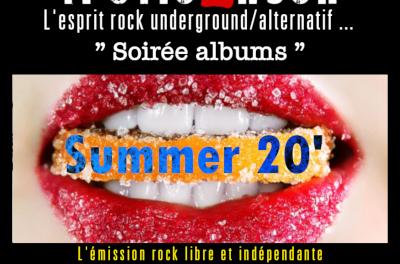 """Trafic 2 Rock """"soirée albums"""" Summer 20 #4"""