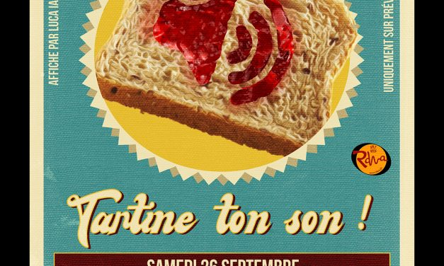 Free Like Art (LIVE) : Tartine Ton Son !