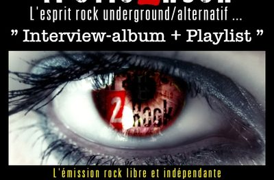 "Trafic 2 Rock ""Interview et Playlist"" #2"