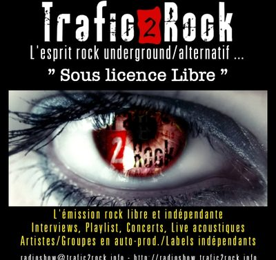 Trafic 2 Rock « Sous licence Libre » #10 [cc-by-nc-nd]