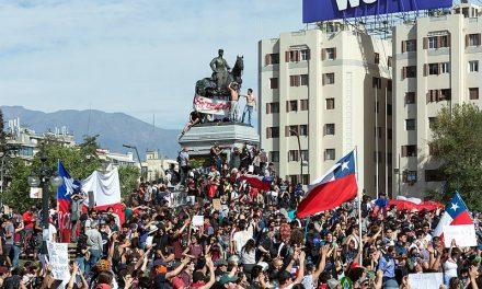 A LA RECHERCHE DU GROOVE PERDU (335) Un vent de révolte 6 : «El Estallido» Explosion sociale au Chili (octobre-Décembre 2019)
