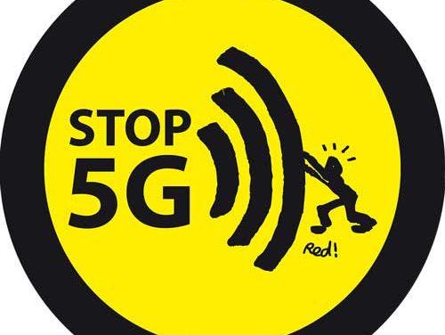 Un Moratoire sur la 5G !
