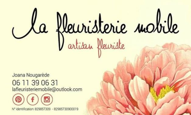Free like Art #11 : La Fleuristerie Mobile