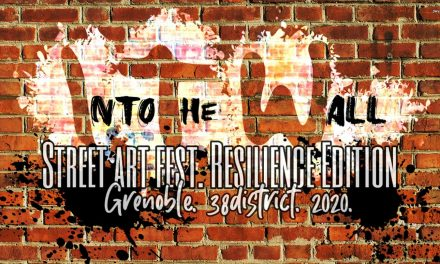 Free Like Art #19 : INTO THE WALL – STREET ART FEST, Resilience Edition 2020-3