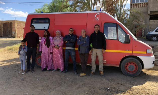 Randonnées au Maroc