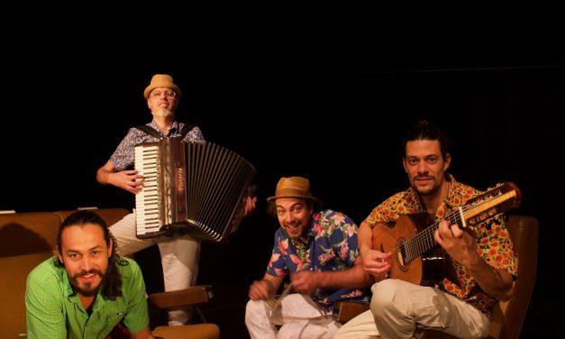 Live Théâtre De Die : «Conjunto Regional» (28.11.20)