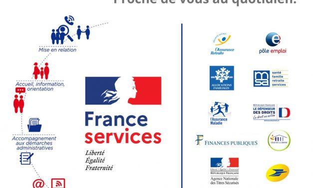 L'Espace France Services du Diois
