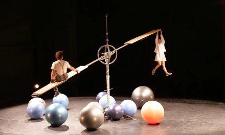 Le Cirque hirsute aux étoiles