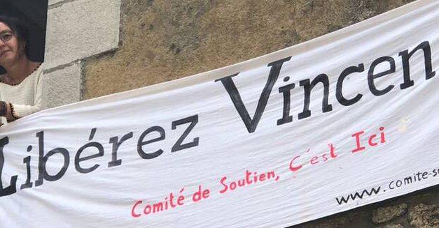 Comité de soutien à Vincenzo Vecchi