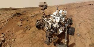 Une mission sur Mars.