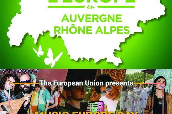 La Maison de l'Europe Drôme Ardèche