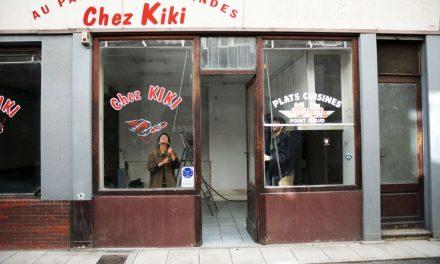 Deux architectes en résidence Chez Kiki